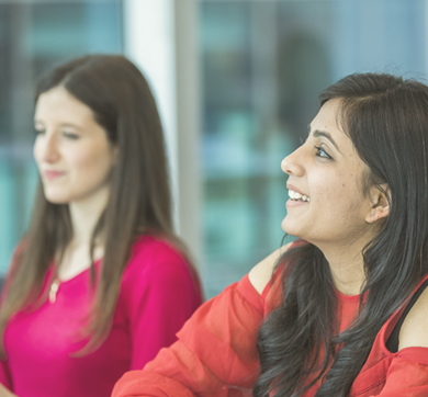 MBA Women In Leadership Video Thumbnail