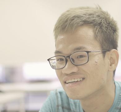 Minh Tuan Hoang Thomas Testimonial Video Center Top