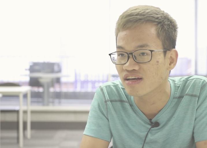 Minh Tuan Hoang Thomas Testimonial Video Right