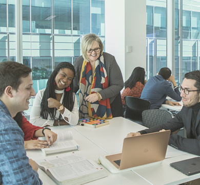 Postgraduate Qualifying Program Course header main image