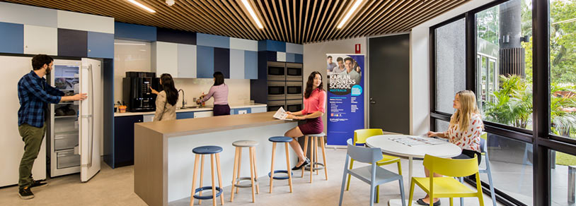 brisbane campus kitchen