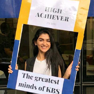 Kannu Sharma deans award