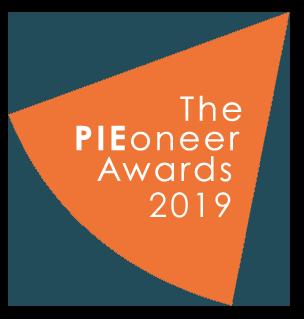 PIEoneer Awards 2019 Logo