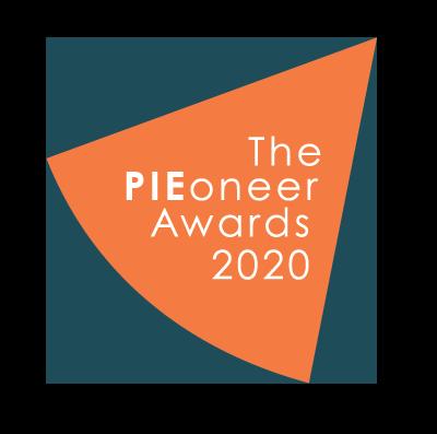 PIEoneer Awards 2020 Logo