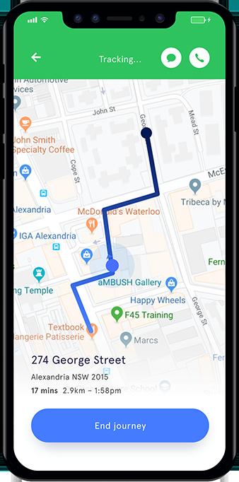 Sonder App Tracking